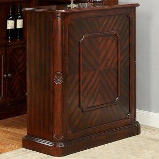 Batten Bar with Wine Storage by Astoria Grand