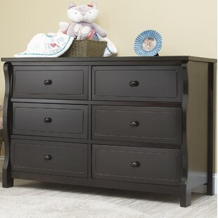 Tuscany Elite 6 Drawer Double Dresser by Sorelle