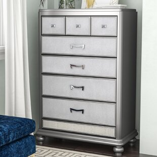 Guillaume 7 Drawer Chest by Willa Arlo Interiors