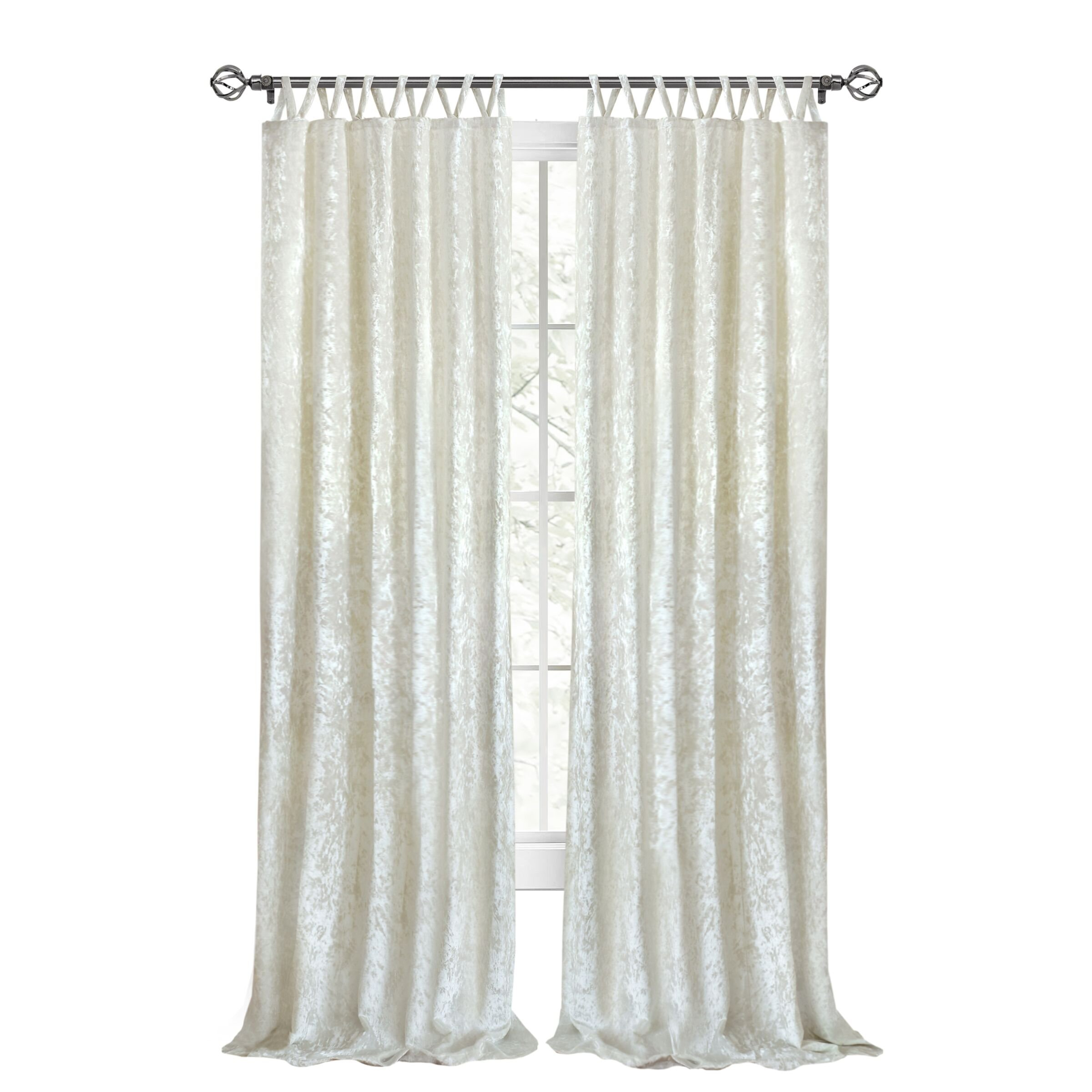 Sheer Williston Forge Curtains Drapes You Ll Love In 2021 Wayfair