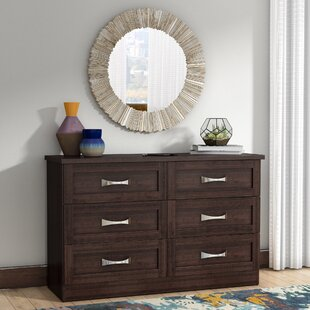 Ahlstrom 6 Drawer Double Dresser