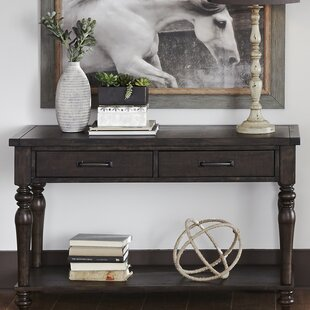 Order Tower Console Table By Charlton Home