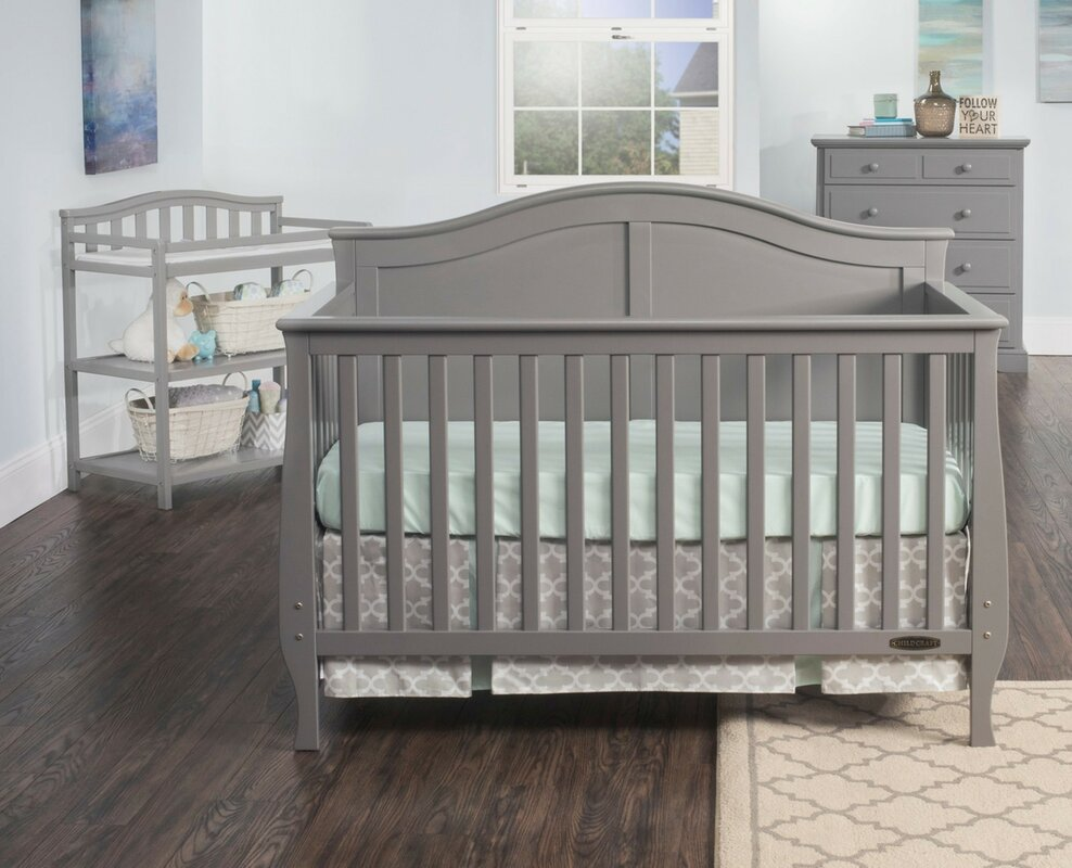 default_name - Child Craft Camden 4-in-1 Convertible Crib & Reviews Wayfair