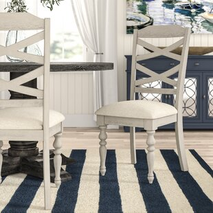 Togut Upholstered Dining Chair (Set of 2)