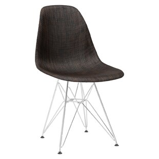 Wrought Studio Rafael Woven Side Chair