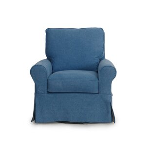 Mahan Swivel Armchair