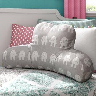 Delphi Cotton Bed Rest Pillow