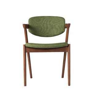 Fecteau Upholstered Dining Chair by Georg..