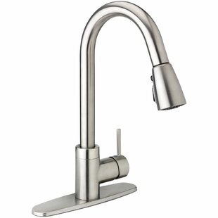 Brushed Nickel Kitchen Faucets Youu0027ll Love | Wayfair