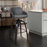 Horwich Adjustable Height Bar Stool by Wade Logan®