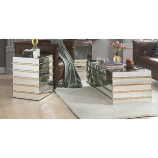 Bussiere 2 Piece Coffee Table Set