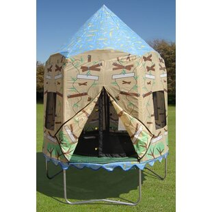 Treehouse Tr&oline Tent  sc 1 st  Wayfair & Trampoline Accessories Youu0027ll Love | Wayfair