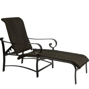Belden Woven Adjustable Chaise Lounge