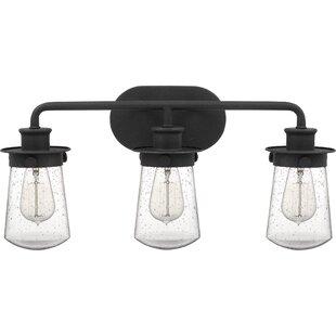 Best Price Simsbury 3-Light Vanity Light ByBreakwater Bay