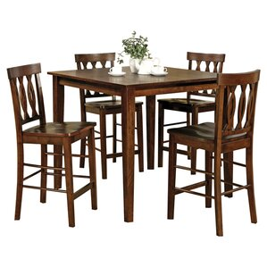 Richmond 5 Piece Counter Height Dining Set by St..
