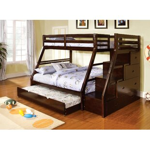 Find a Ian Twin over Full Bunk Bed by Hokku Designs Reviews (2019) & Buyer's Guide