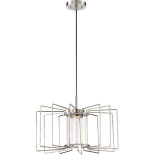 Wrought Studio Barker 1-Light LED Novelty..