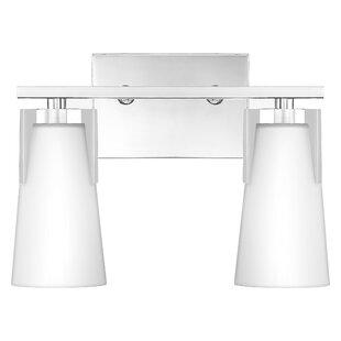 Compare & Buy Florian 2-Light Vanity Light By Ebern Designs
