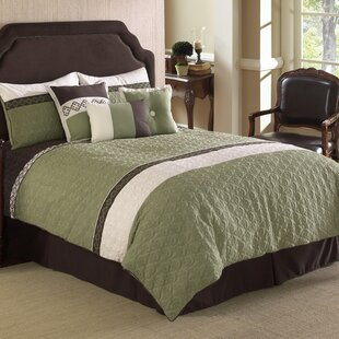 Frontera 7 Piece Comforter Set by Hallmart Collectibles