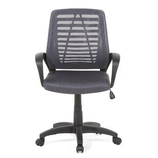 Home Loft Concepts Mayor Swivel Mid-Back Mesh Desk Chair