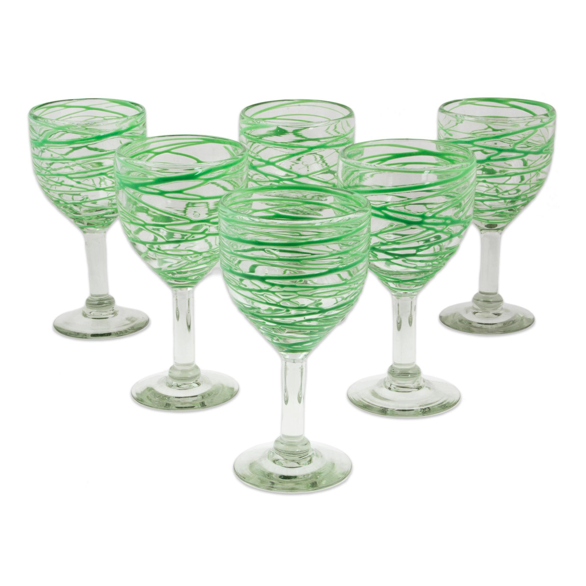 Mexico Wine Glasses Up To 65 Off Until 11 20 Wayfair Wayfair Ca