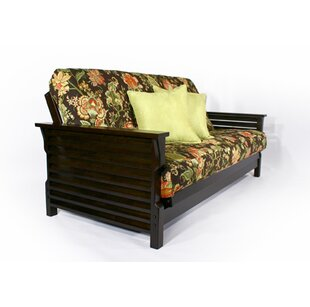 Futon Frame by Bay Isle Home