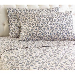Yokota Flannel Sheet Set