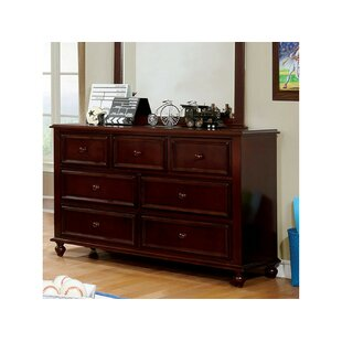Budget Seely 7 Drawer Double Dresser by Harriet Bee Reviews (2019) & Buyer's Guide