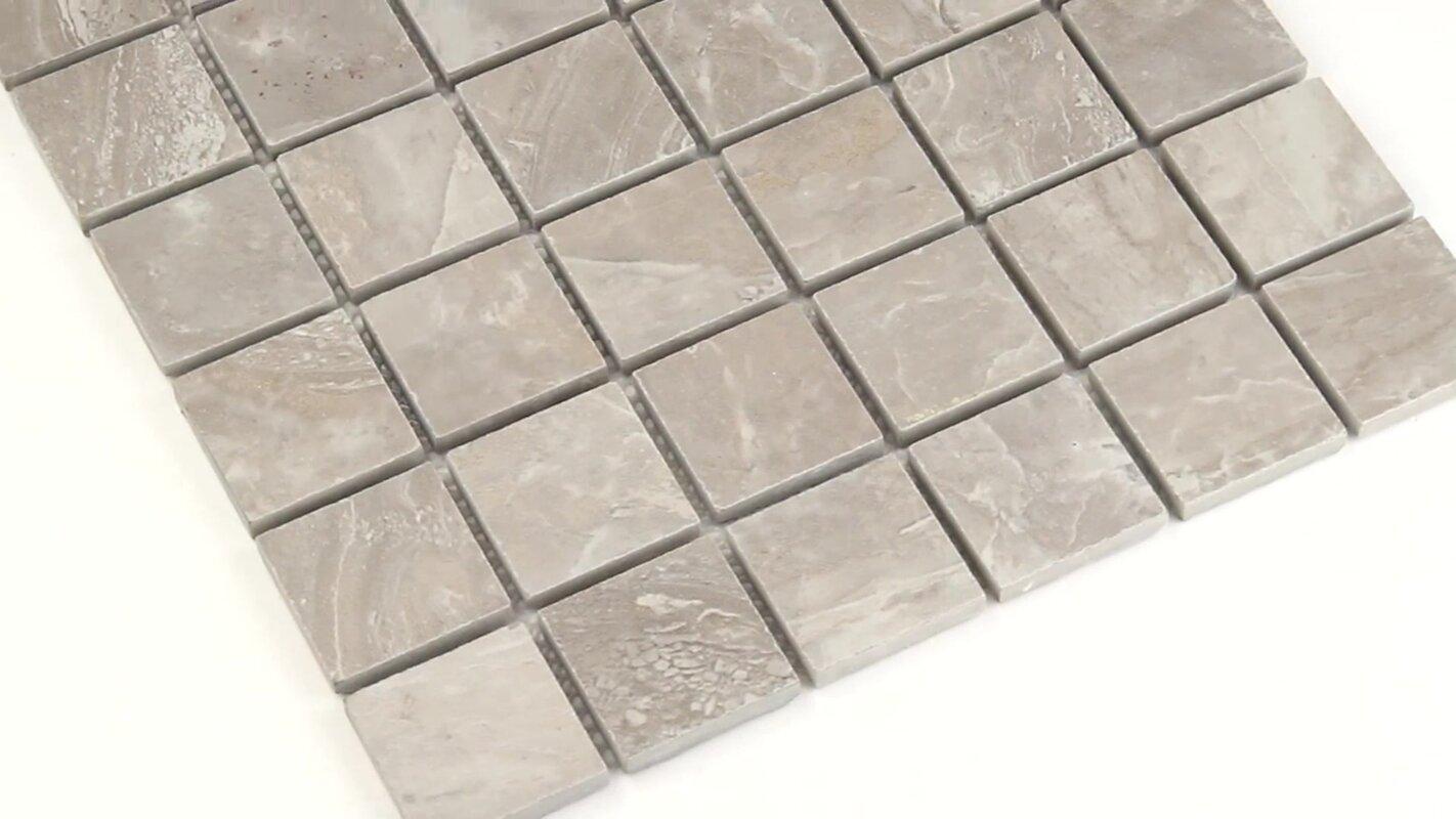 Onyx 2 X Porcelain Mosaic Tile