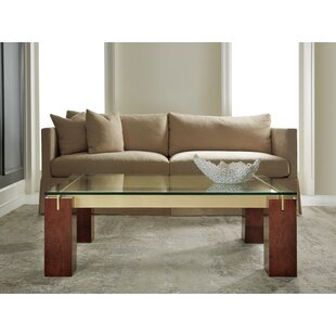 Avignon Pillar Coffee Table