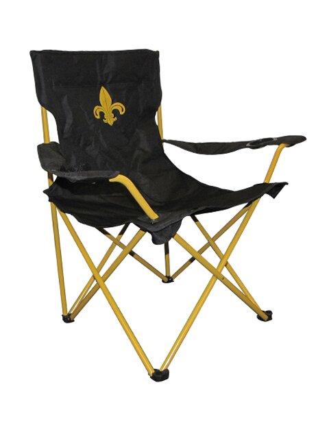 Fleur De Lis Folding Camping Chair