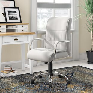 Eden Roc High-Back Executive Chair By Wade Logan