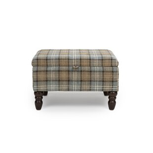 Berthoud Footstool By Union Rustic