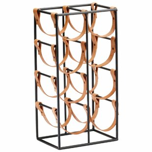 Brighton 8 Bottle Tabletop Wine Rack by C..