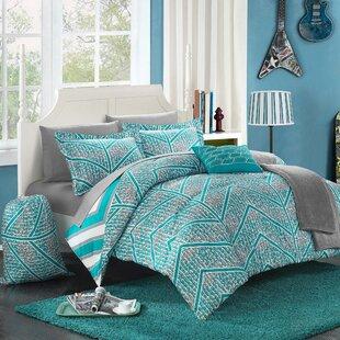 Chic Home Laredo 10 Piece Full Comforter Set