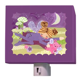 Oopsy Daisy Slumbering Fairy Night Light