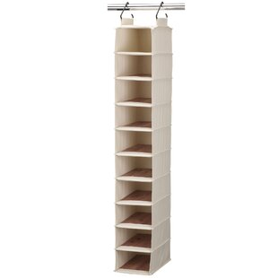 Compare & Buy Cedarline 10 Pair Hanging Shoe Organizer By Household Essentials