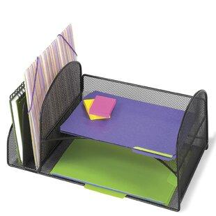 Mesh Desk Organiser By Symple Stuff