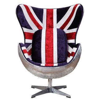 Wesley Swivel Balloon Chair by 17 Stories SKU:BD924541 Check Price
