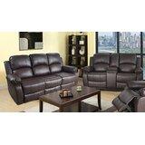 Valdis 2 Piece Reclining Living Room Set by Red Barrel Studio®