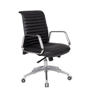 Fine Mod Imports Ox High-Back Desk Chair