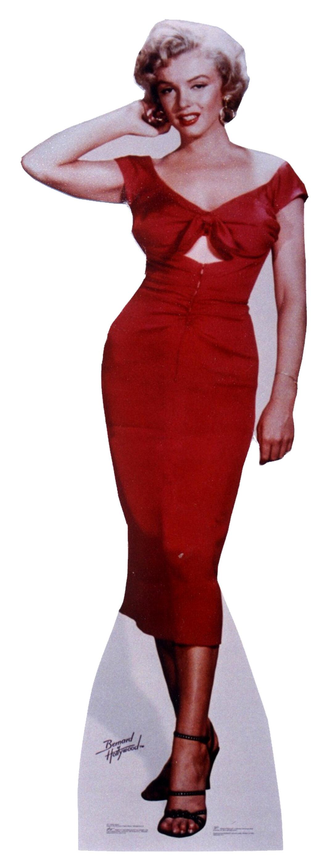 70c5f55dd48bd Advanced Graphics Marilyn Monroe Niagara Cardboard Standup