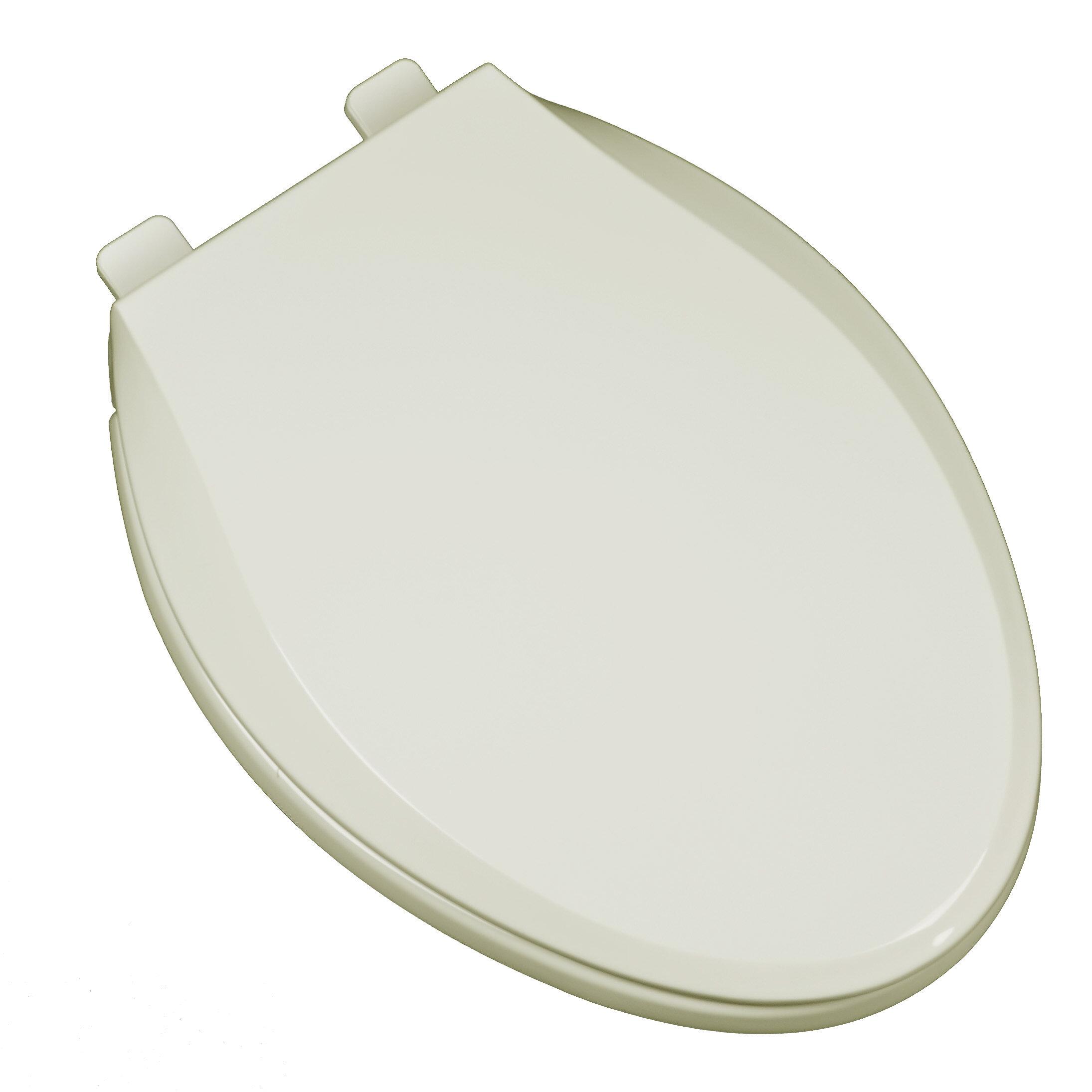 BRAND NEW LUXURY BATHROOM SLOW CLOSE OVAL SHAPE TOILET SEAT WC HEAVY DUTY WHITE