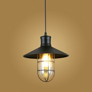 LNC Home 1-Light Cone Pendant