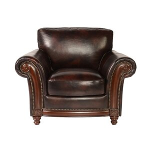 Century Club Chair by Lazzaro Leather