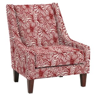 Jessa Armchair by Klaussner Furniture