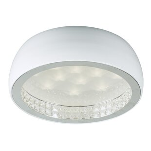 Mercer41 Lancelot 1-Light LED Flush Mount