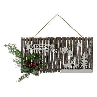 Merry Christmas Wall Decor Wayfair