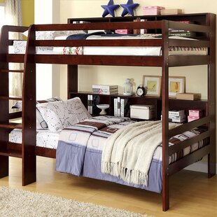 Powers Twin over Twin Bunk Bed by