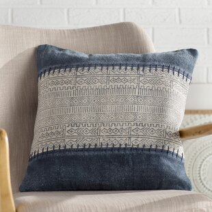 Friedman Cotton Throw Pillow